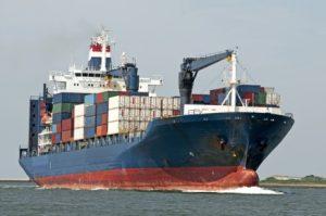 Schifffonds Containerschiff